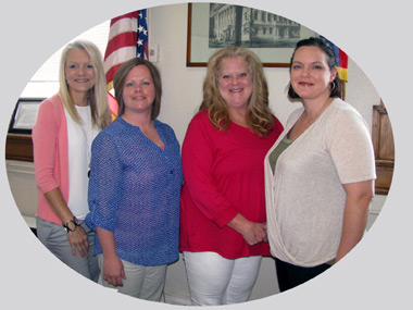 County Clerk Office Staff